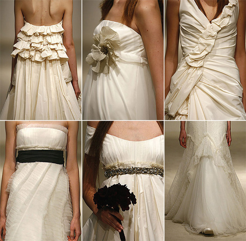 wedding dresses vera wang 2011. Vera Wang#39;s new wedding dress