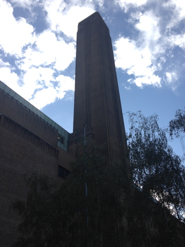 The Tate Modern Museum