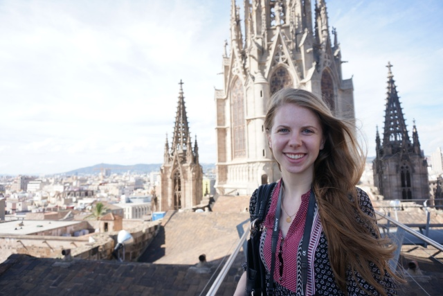 On top of la Catedral